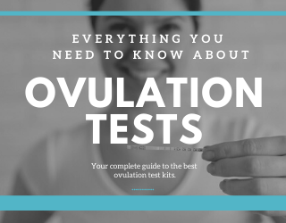 Guide to ovulation tests