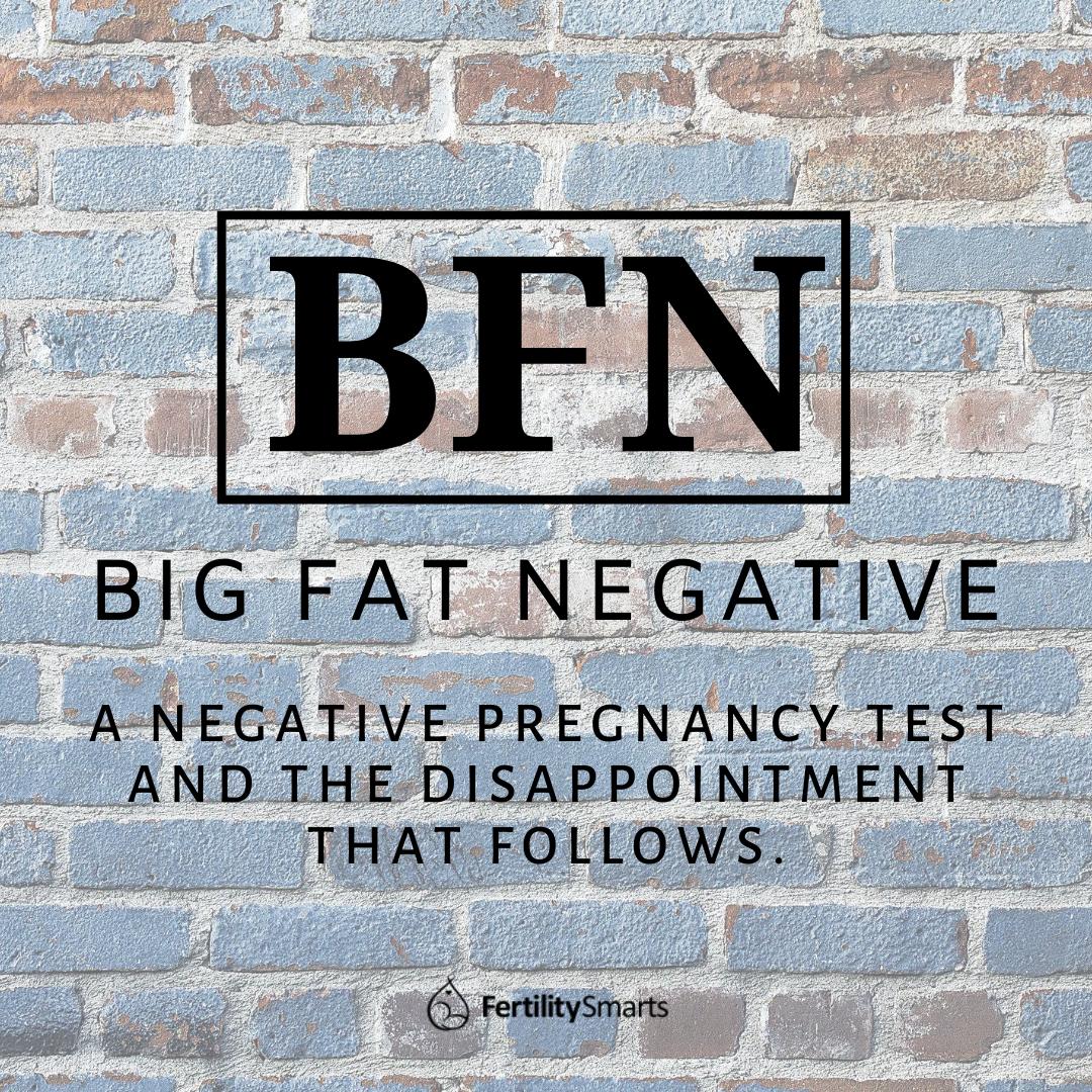 Big Fat Negative (BFN)