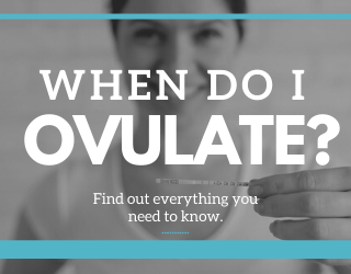 When do I ovulate?
