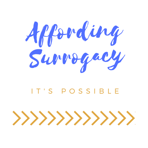 Chrissy & Lee our Surrogacy Journey