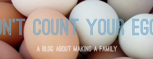 Don't Count Your Eggs
