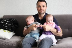 Fertility Blogger of the Month: James from Scantily Dad