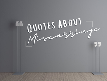 quotes about miscarriage