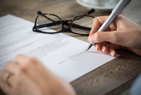 What to consider when negotiating your contract.