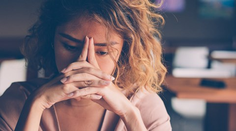 What research says about stress causing infertility.